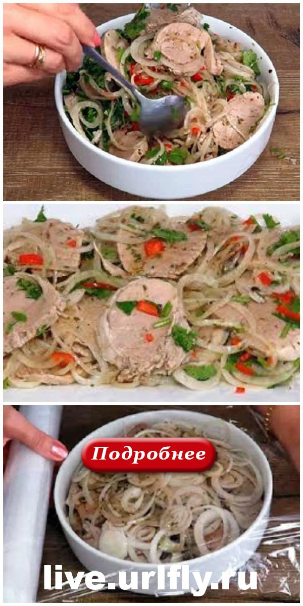 Приготовив всего однажды наивкуснейшее мясо «МУЖСКОЙ ПРИВОРОТ» по этому рецепту, вы будете готовить его снова и снова